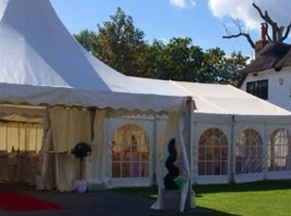 Last Minute Marquee Hire Bookings